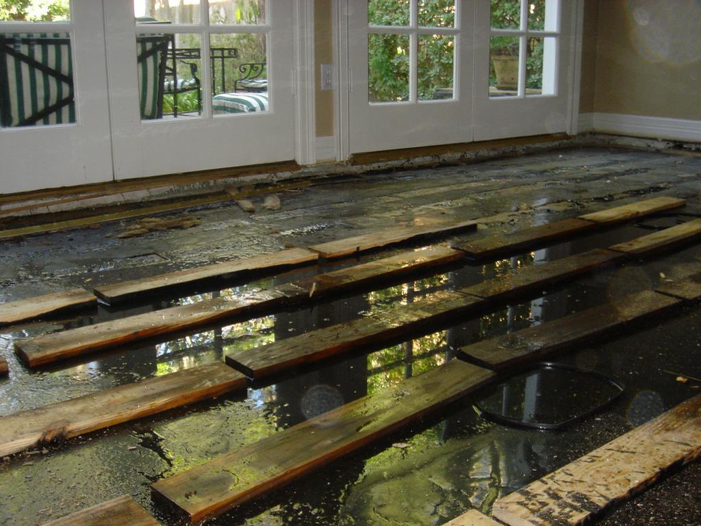 repair-water-damage