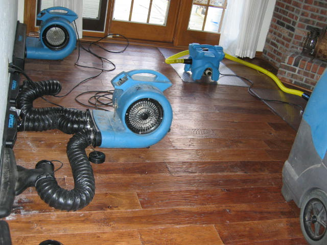 Water Damage Restoration Madison WI